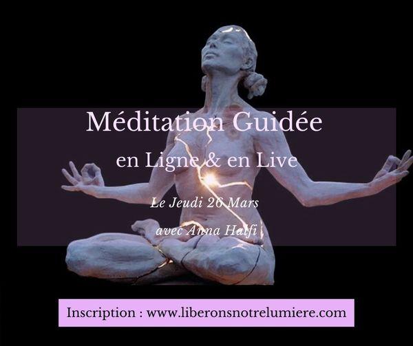 Méditation Guidée 26 mars 2020