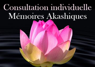 Consultations Mémoires Akashiques