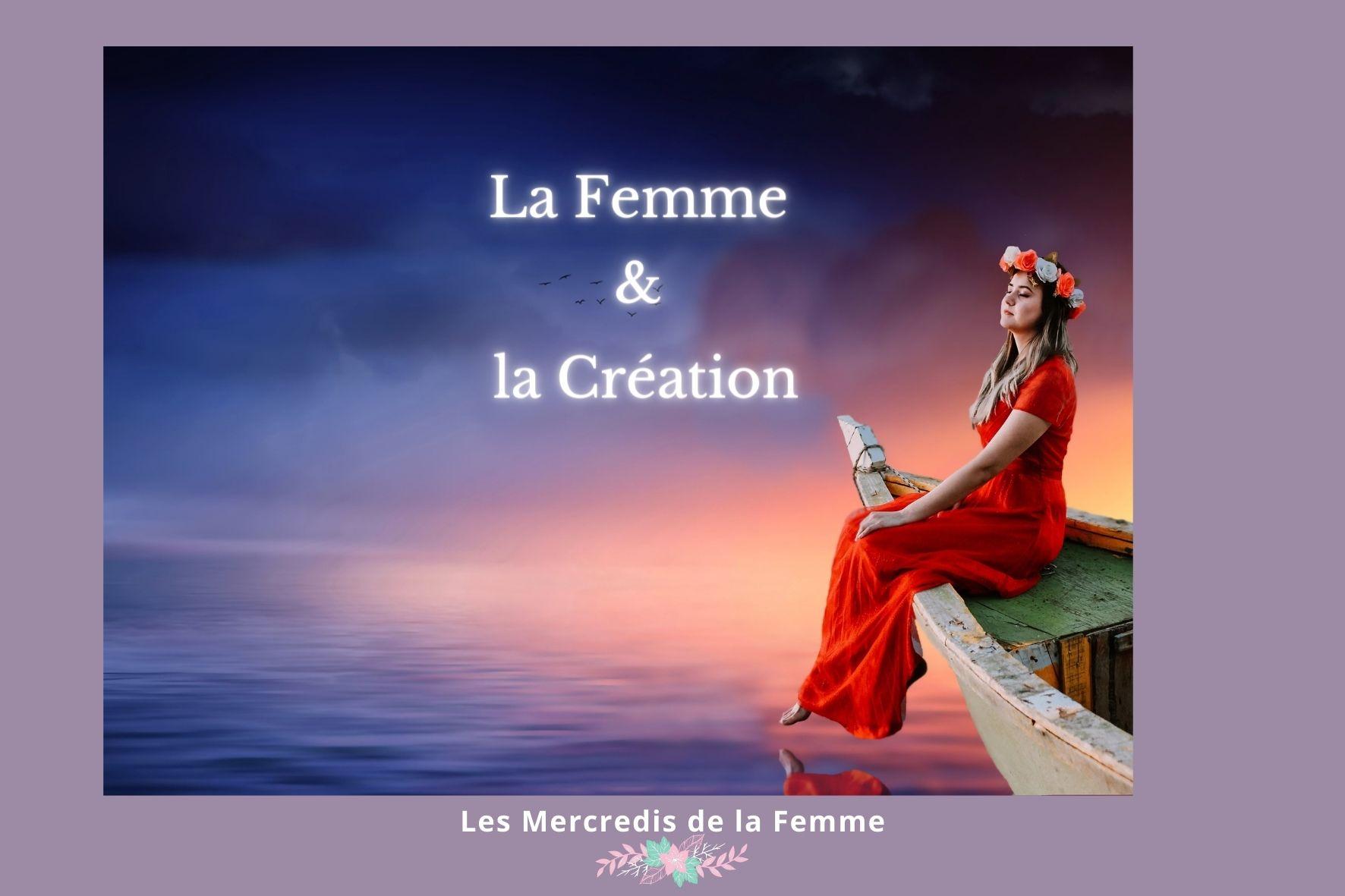 Histoire de femmes-La femme et la création